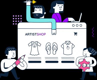 Creamos tu tienda online